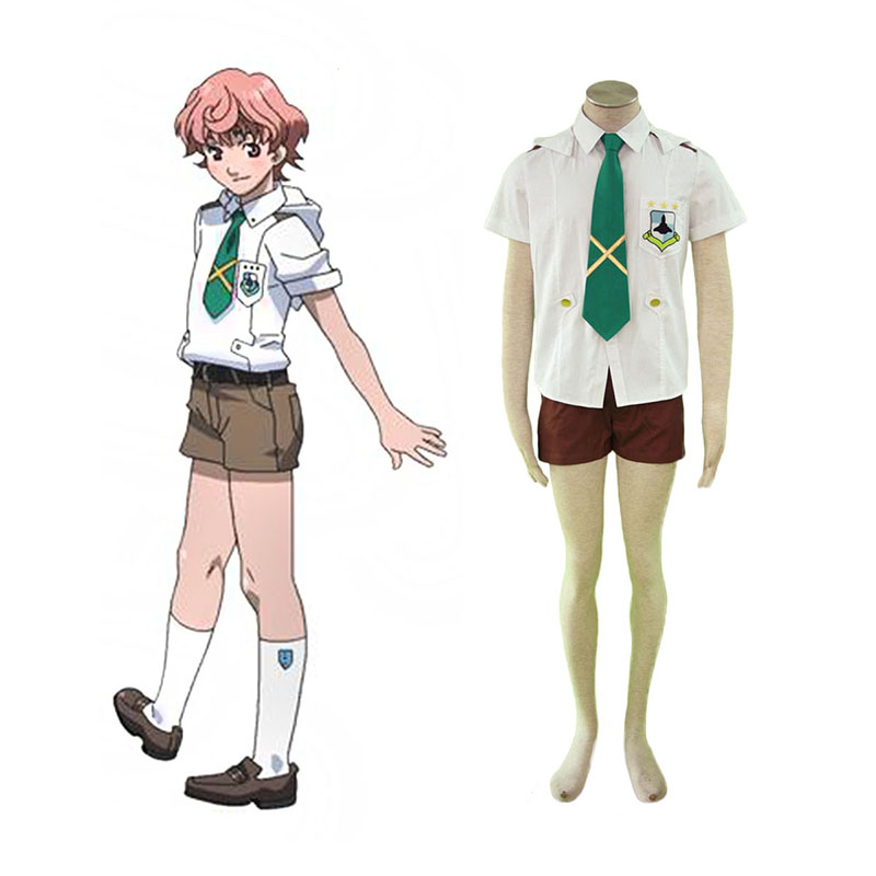 Macross F Luca Angelloni 1 Cosplay Costumes South Africa
