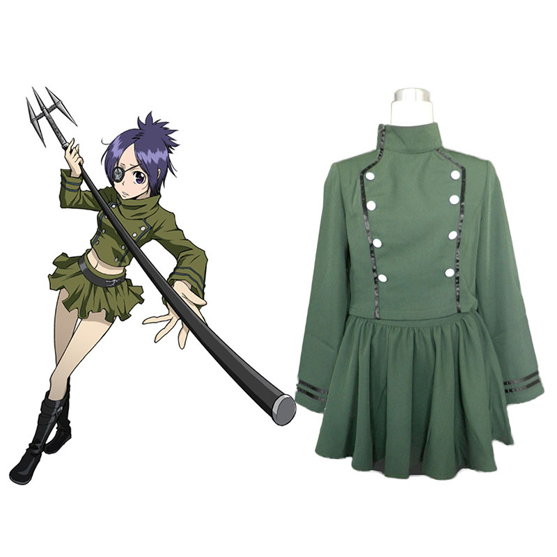 Hitman Reborn Chrome Dokuro Cosplay Costumes South Africa
