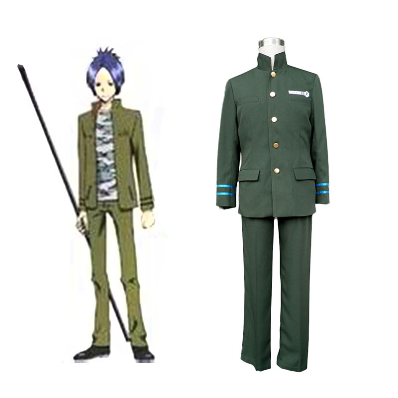 Hitman Reborn Junior High School Male Uniforms 1 Cosplay Costumes South Africa