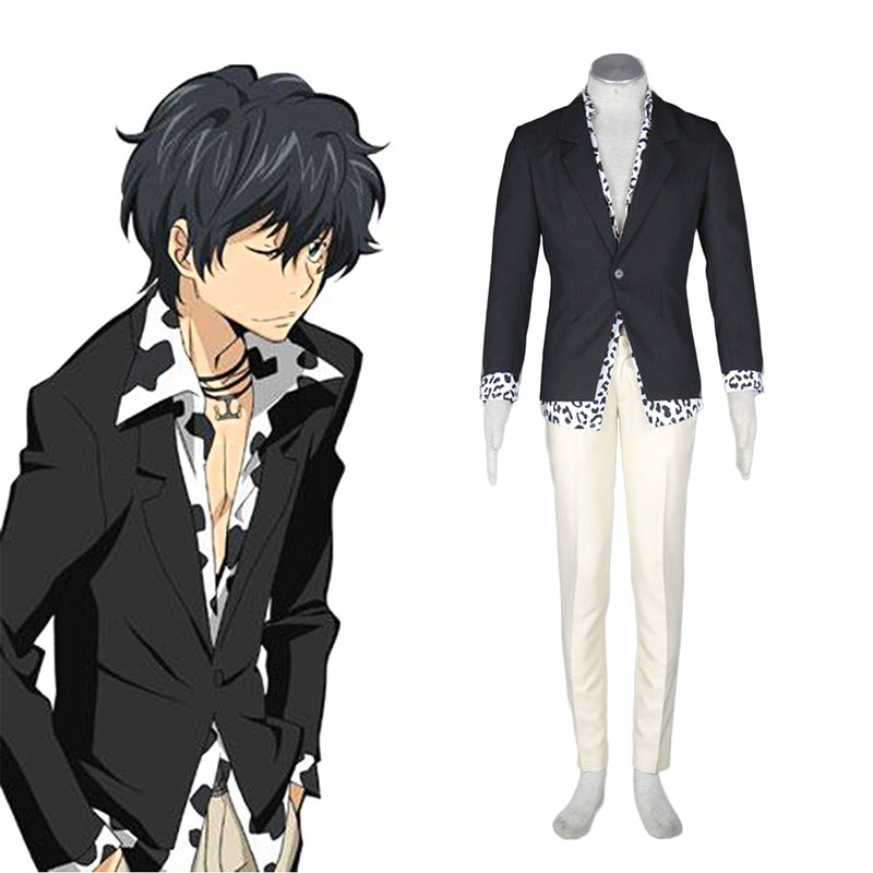 Hitman Reborn Ranbo 1 Cosplay Costumes South Africa