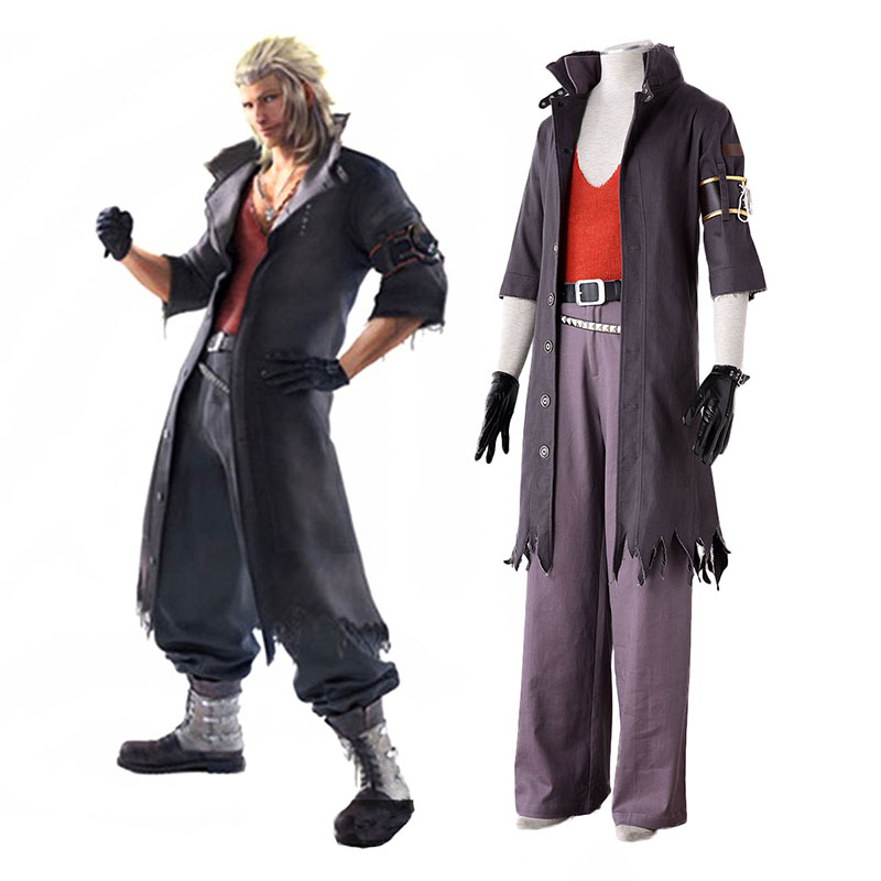 Final Fantasy 13-2 Snow Villiers 2 Cosplay Costumes South Africa