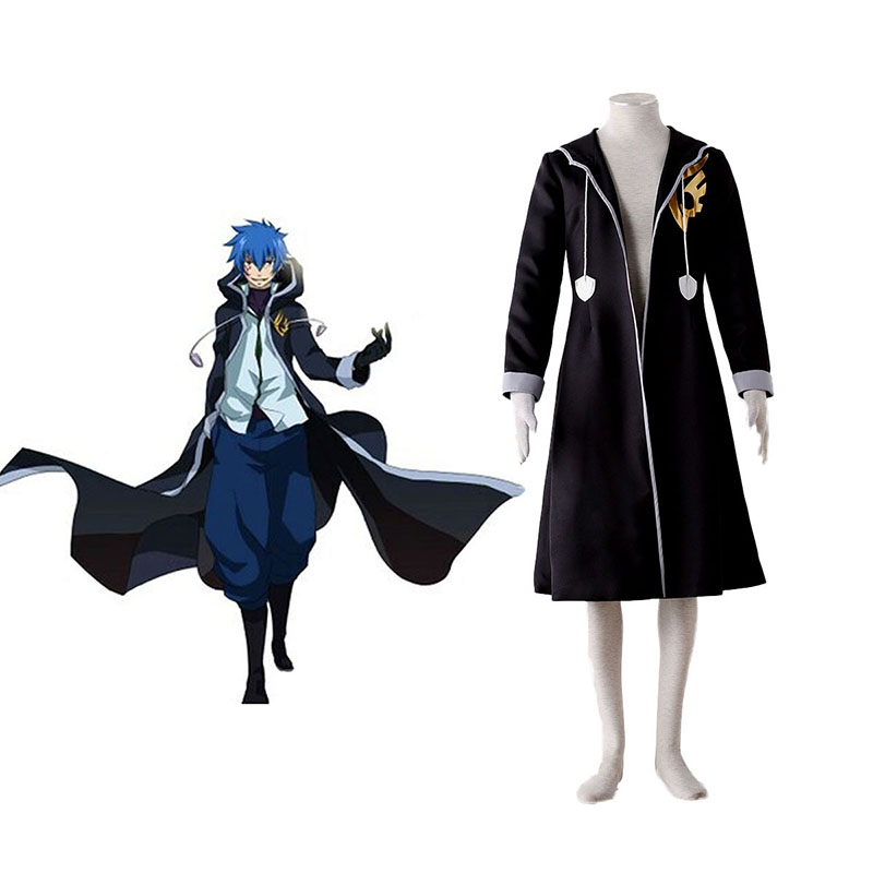Fairy Tail Jellal Fernandes 1 Cosplay Costumes South Africa