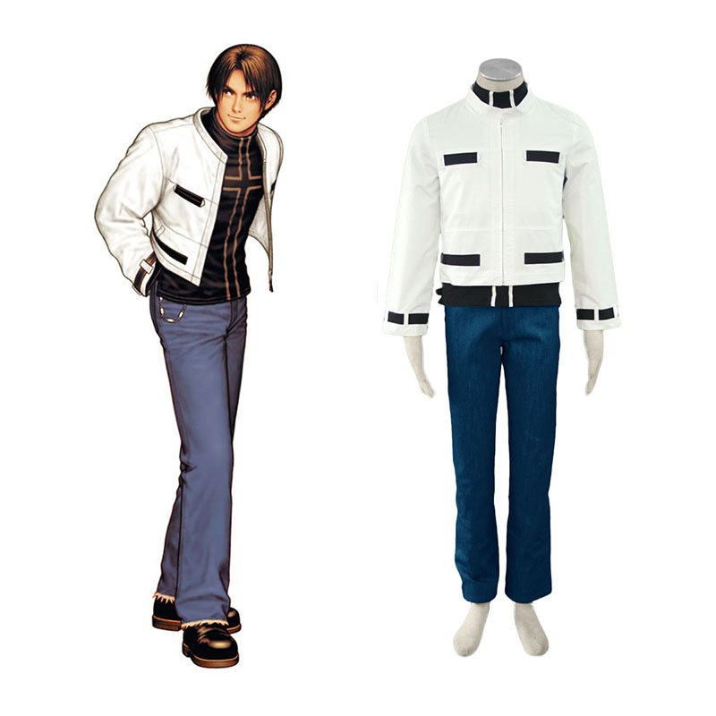 The King Of Fighters Kyo Kusanagi Cosplay Costumes South Africa