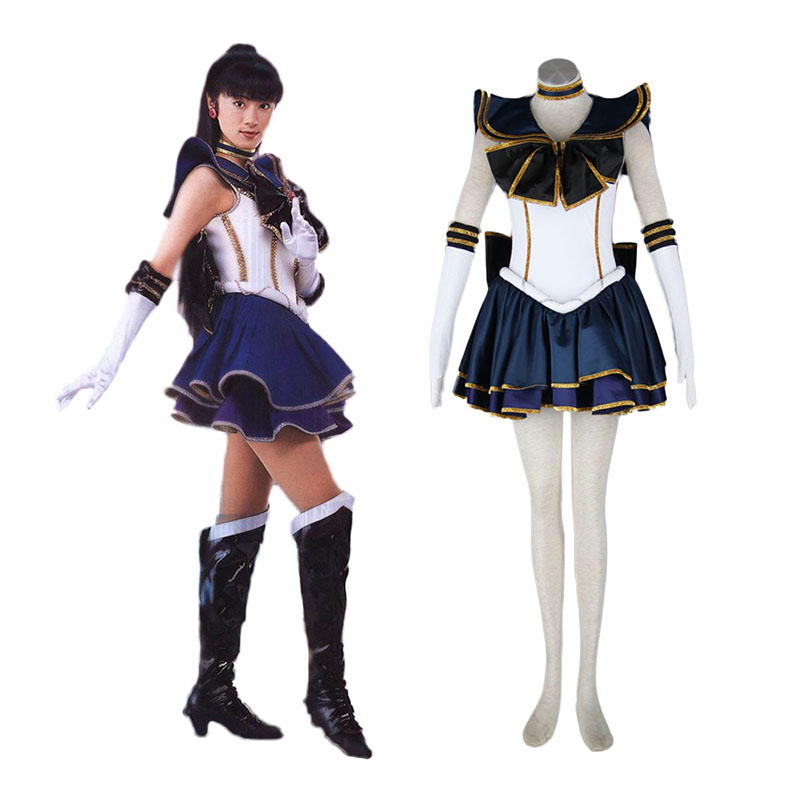 Sailor Moon Meiou Setsuna 2 Cosplay Costumes South Africa