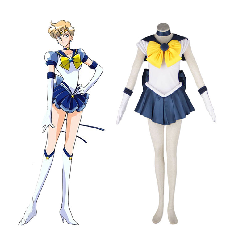 Sailor Moon Tenoh Haruka 1 Cosplay Costumes South Africa