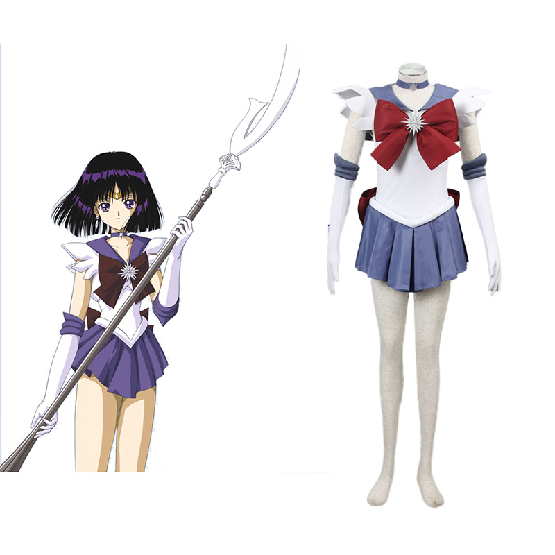 Sailor Moon Hotaru Tomoe 1 Cosplay Costumes South Africa