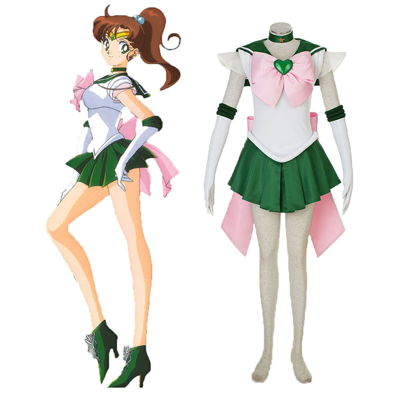 Sailor Moon Kino Makoto 3 Cosplay Costumes South Africa