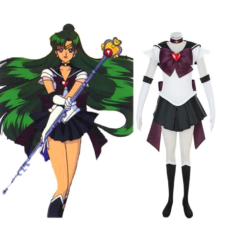 Sailor Moon Meiou Setsuna 3 Cosplay Costumes South Africa