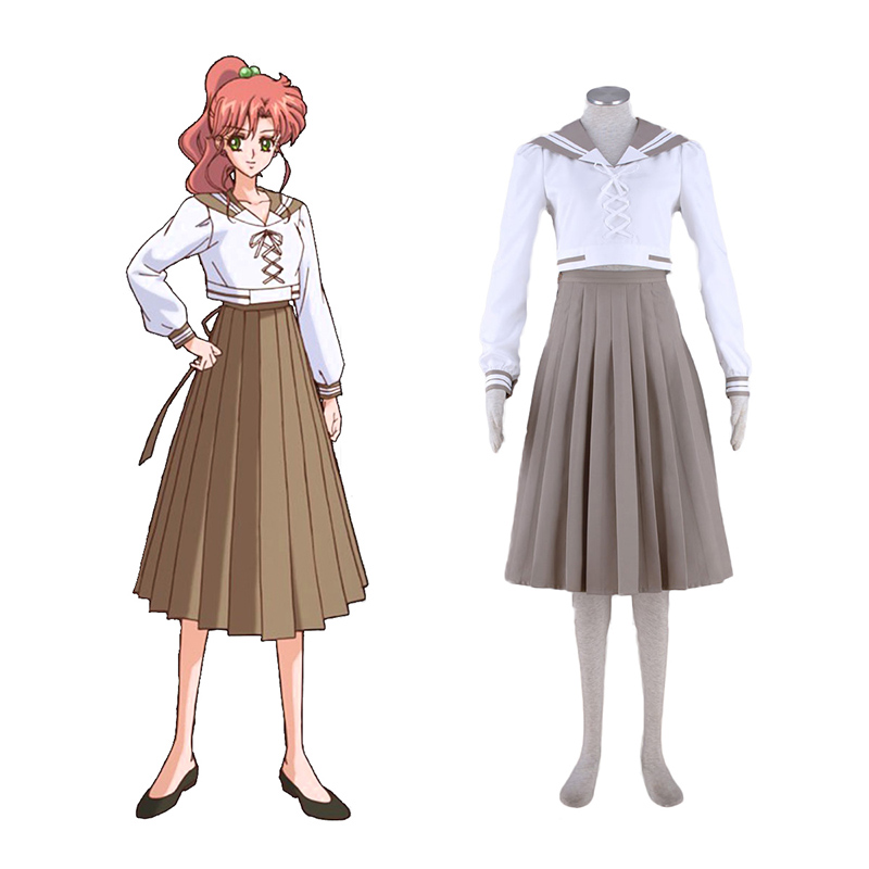 Sailor Moon Kino Makoto 4 Cosplay Costumes South Africa
