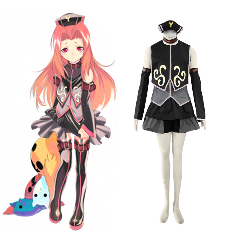 Tales of the Abyss Arietta 1 Cosplay Costumes South Africa