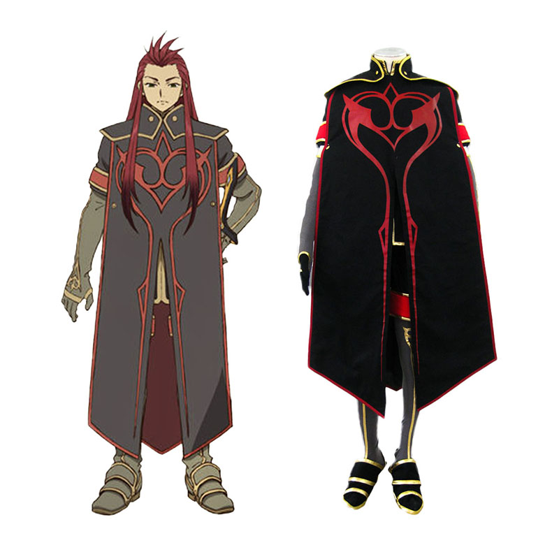 Tales of the Abyss Asch 1 Cosplay Costumes South Africa