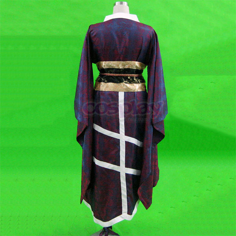 Samurai Warriors Nouhime 1 Cosplay Costumes South Africa