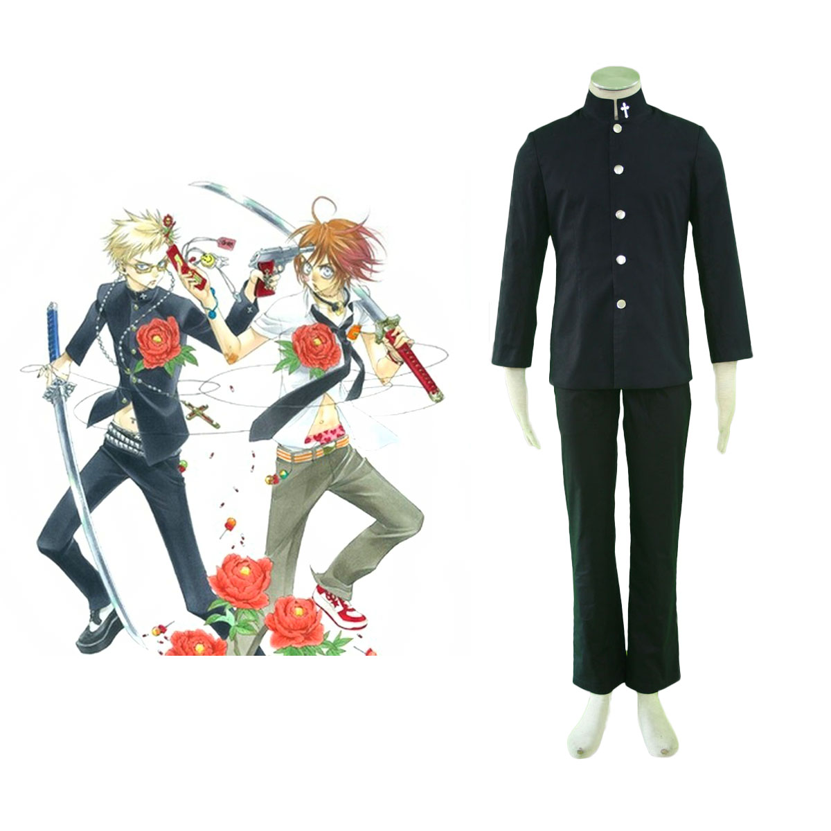 ZONE-00 Shima Cosplay Costumes South Africa