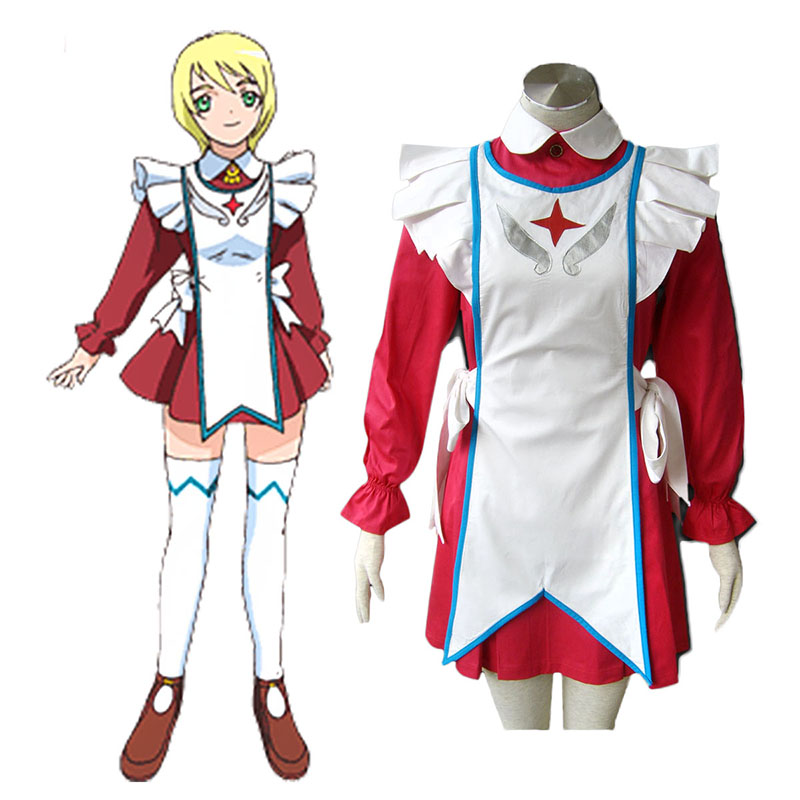 My-Otome Erstin Ho Cosplay Costumes South Africa