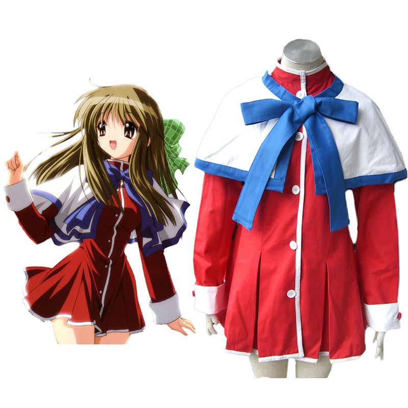 Kanon High School Uniforms Blue Ribbon Cosplay Costumes South Africa