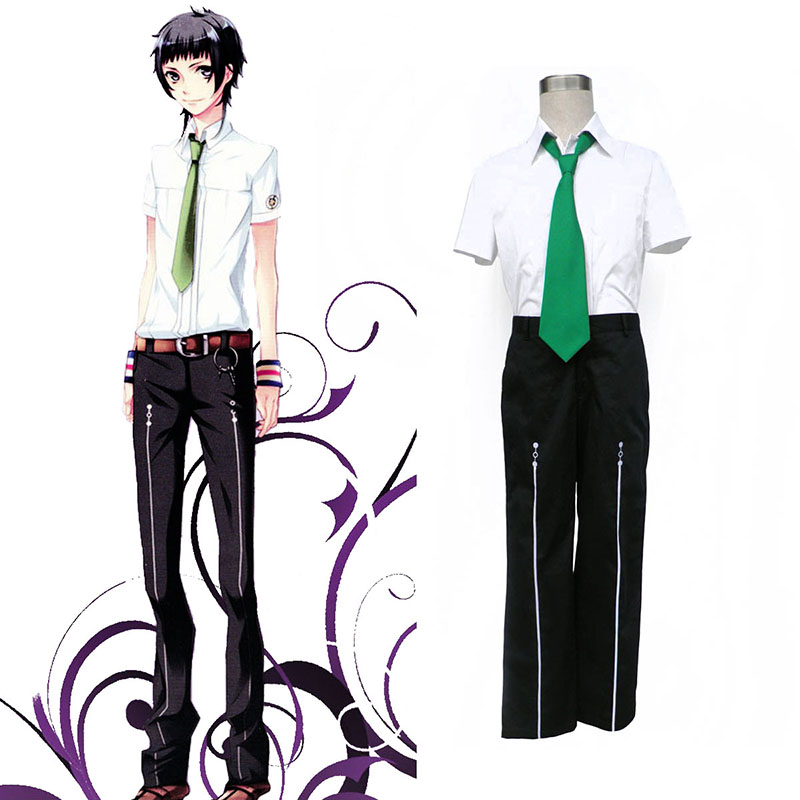 Starry Sky Male Summer School Uniform 2 Cosplay Costumes South Africa