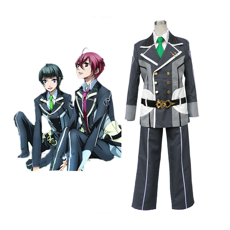 Starry Sky Male Winter School Uniform 2 Cosplay Costumes South Africa