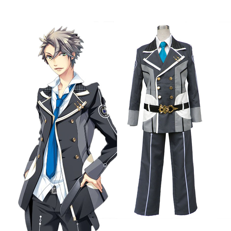 Starry Sky Male Winter School Uniform 3 Cosplay Costumes South Africa