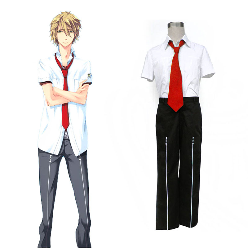 Starry Sky Male Summer School Uniform 1 Cosplay Costumes South Africa