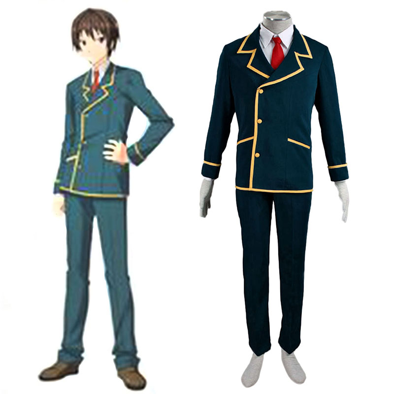 Love, Election and Chocolate Ohjima Yuuki 1 Cosplay Costumes South Africa