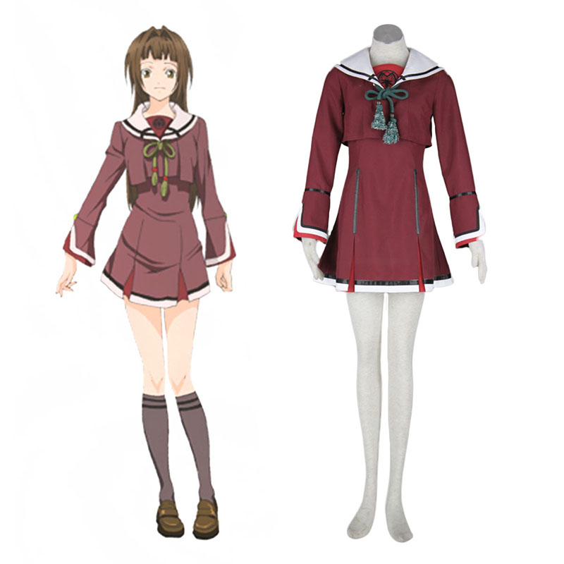 Hiiro no Kakera 3 Tamaki Kasuga 2 Cosplay Costumes South Africa