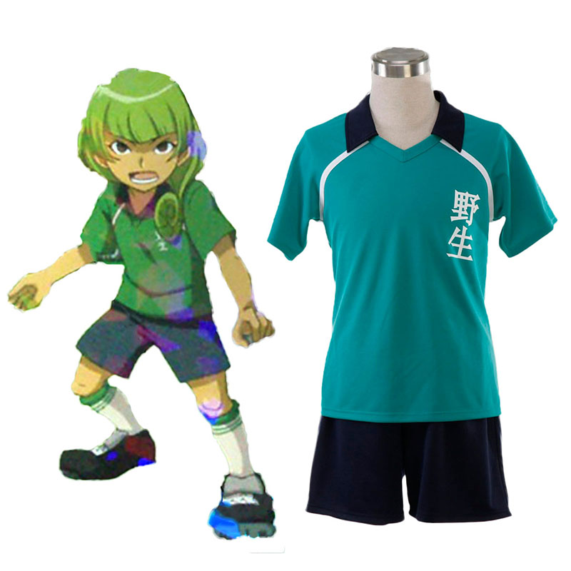 Inazuma Eleven Nosei Summer Soccer Jersey 1 Cosplay Costumes South Africa