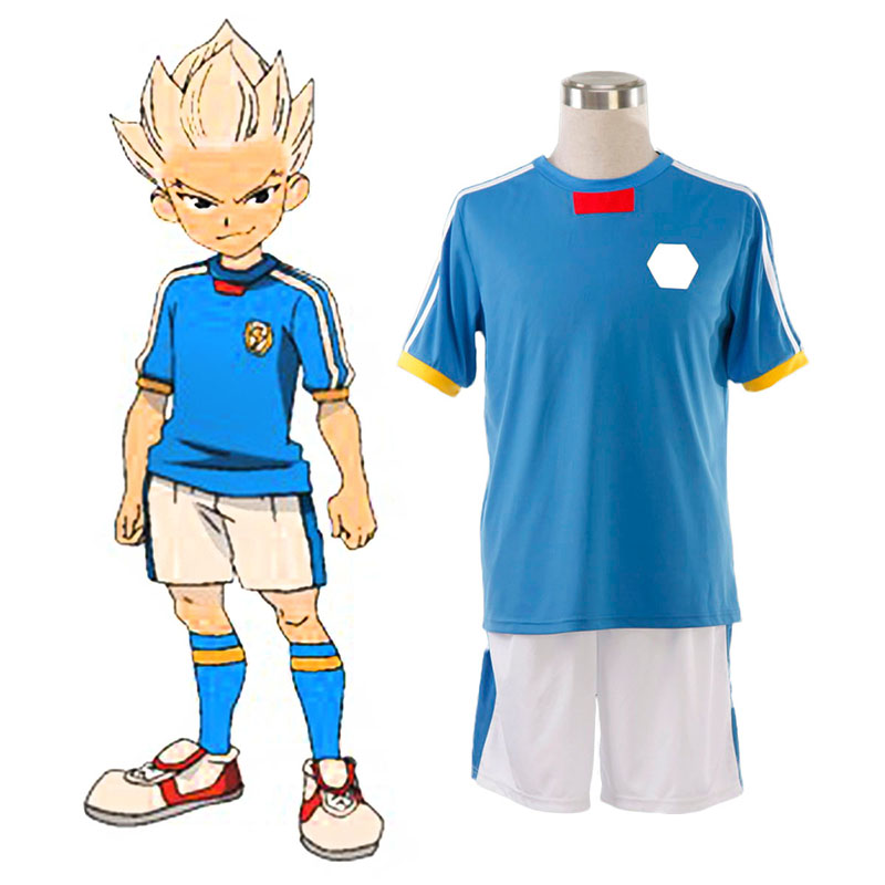 Inazuma Eleven Japan National Team Summer 1 Cosplay Costumes South Africa