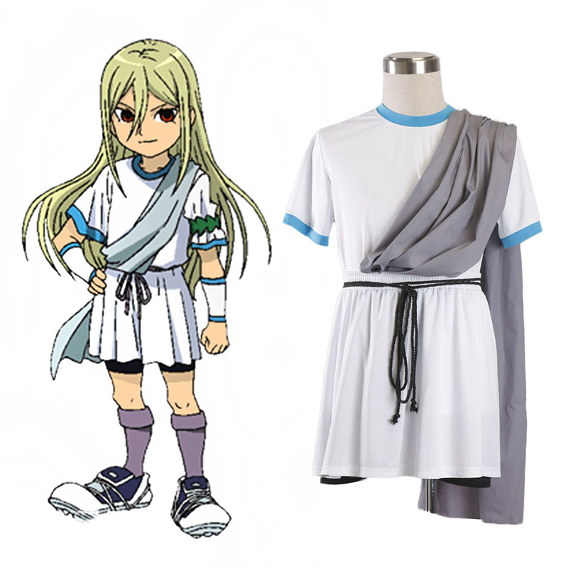 Inazuma Eleven Zeus Soccer Jersey 1 Cosplay Costumes South Africa