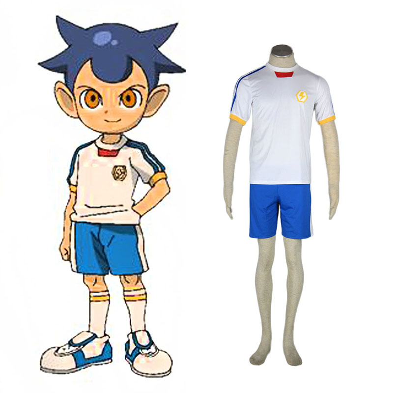 Inazuma Eleven Japan Team Summer 2 Cosplay Costumes South Africa