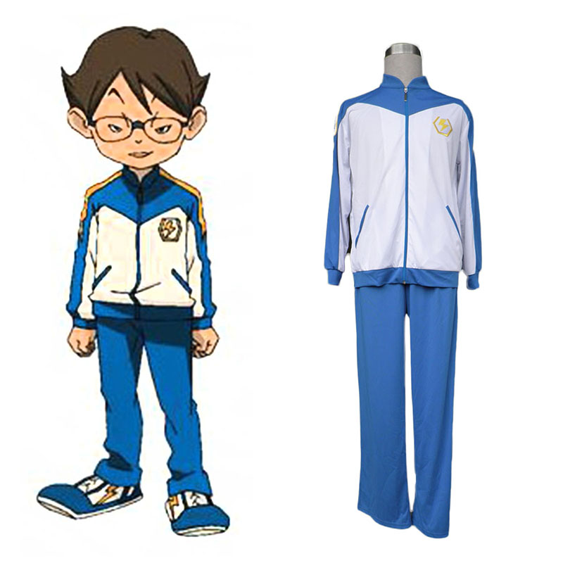 Inazuma Eleven Japan Team Winter 1 Cosplay Costumes South Africa
