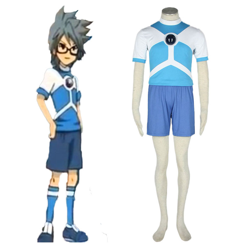 Inazuma Eleven Alien Soccer Jersey Cosplay Costumes South Africa
