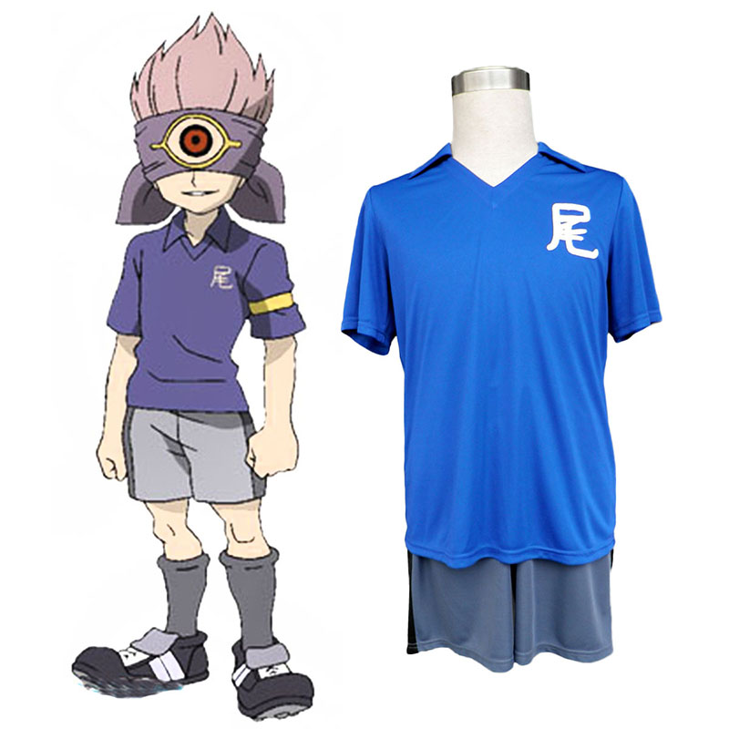 Inazuma Eleven Junior high Soccer Jersey Cosplay Costumes South Africa