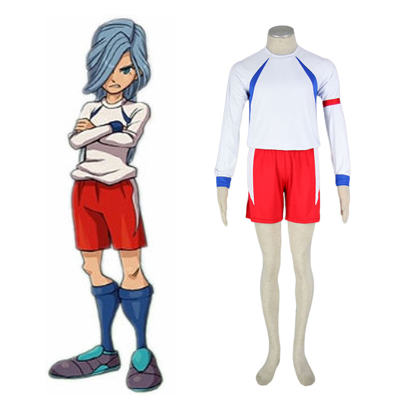 Inazuma Eleven British Team Soccer Jersey 2 Cosplay Costumes South Africa
