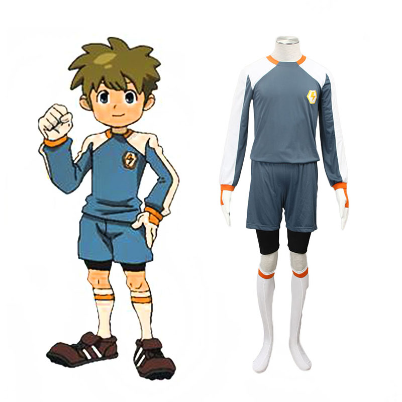 Inazuma Eleven Raimon Goalkeeper Soccer Jersey 2 Cosplay Costumes South Africa