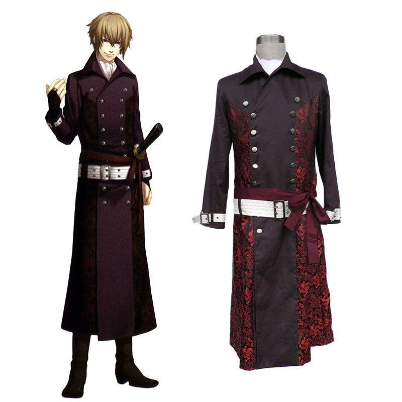 Hakuouki Kazama Chikage 1 Cosplay Costumes South Africa