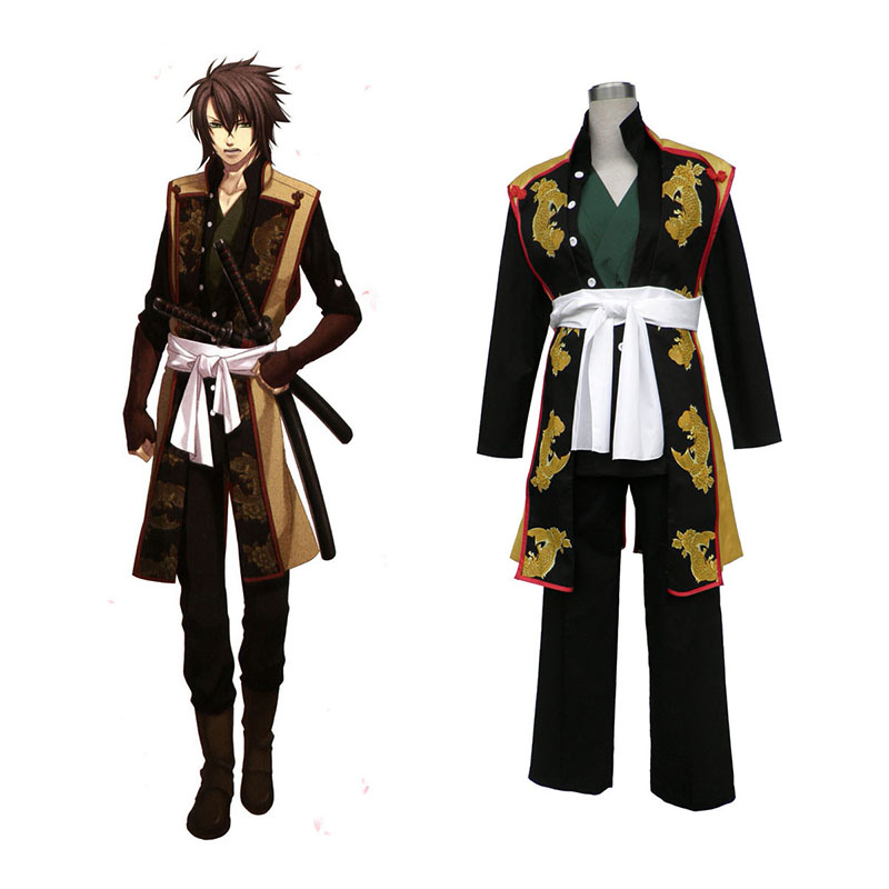 Hakuouki Okita Souji 1 Cosplay Costumes South Africa