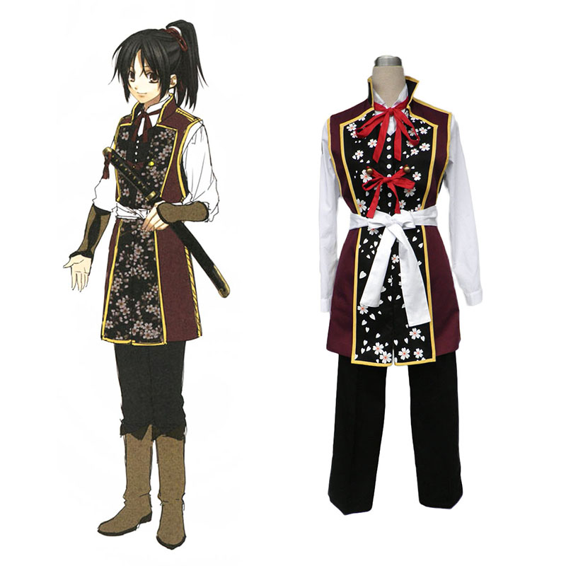 Hakuouki Chizuru Yukimura 2 Cosplay Costumes South Africa