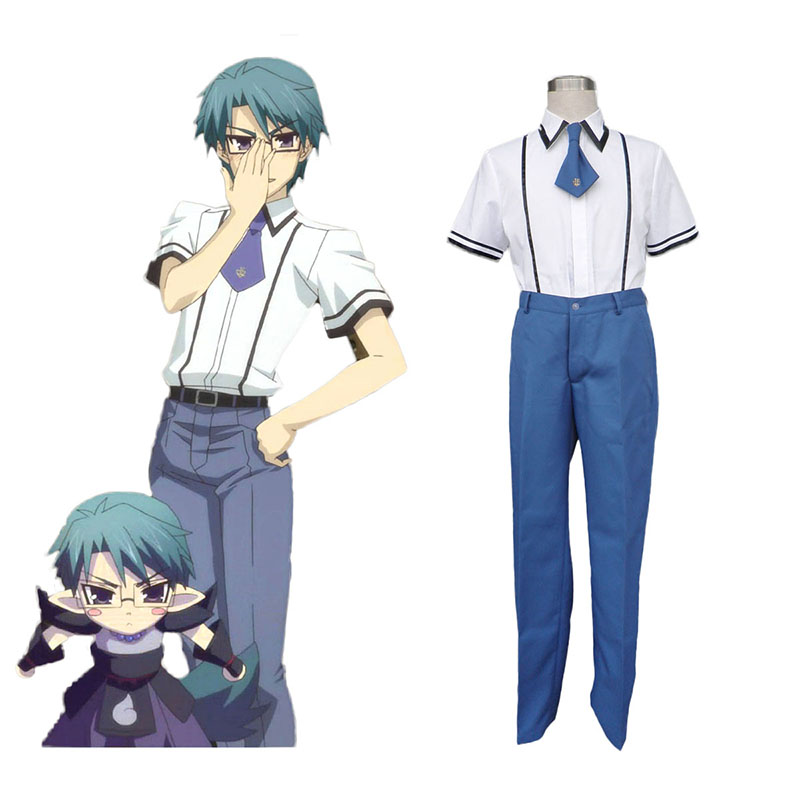 Baka and Test Male School Uniform Cosplay Costumes South Africa
