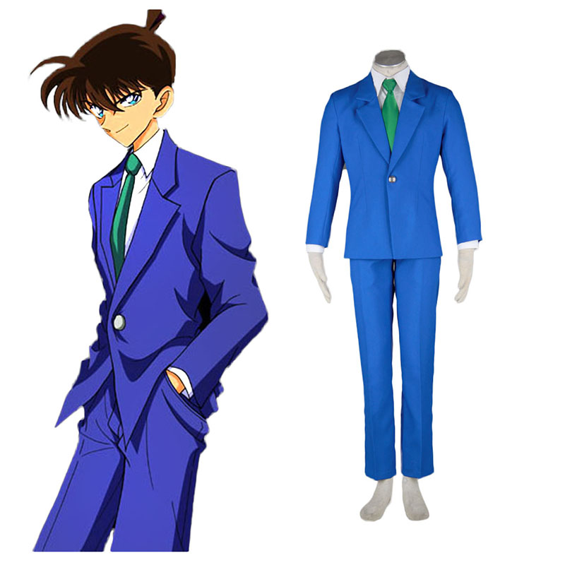 Detective Conan Jimmy Kudo 1 Cosplay Costumes South Africa