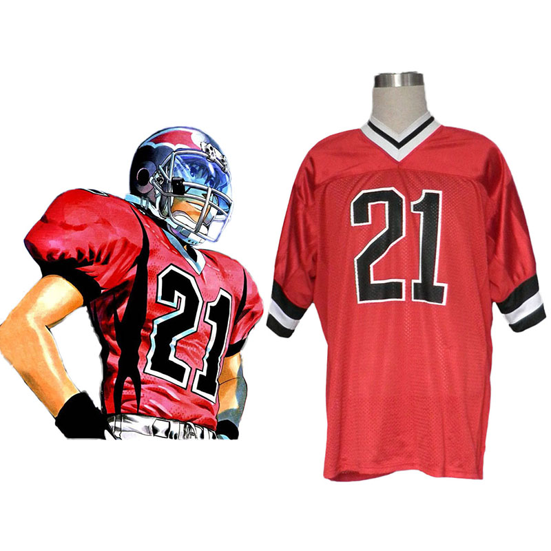 Eyeshield 21 Kobayakawa Sena Cosplay Costumes South Africa