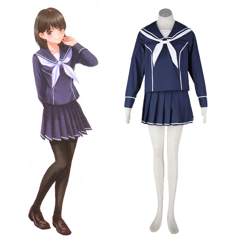 love plus Nene Anegasaki 2 Cosplay Costumes South Africa