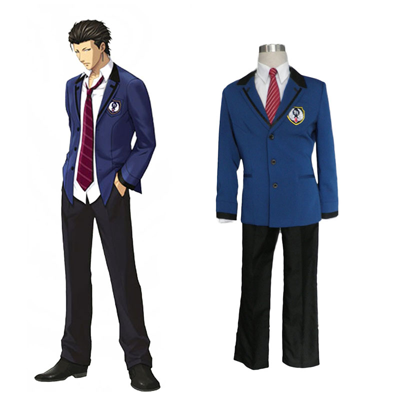 Tokimeki Memorial Girl's Side: 3 Story Male Uniform 2 Cosplay Costumes South Africa