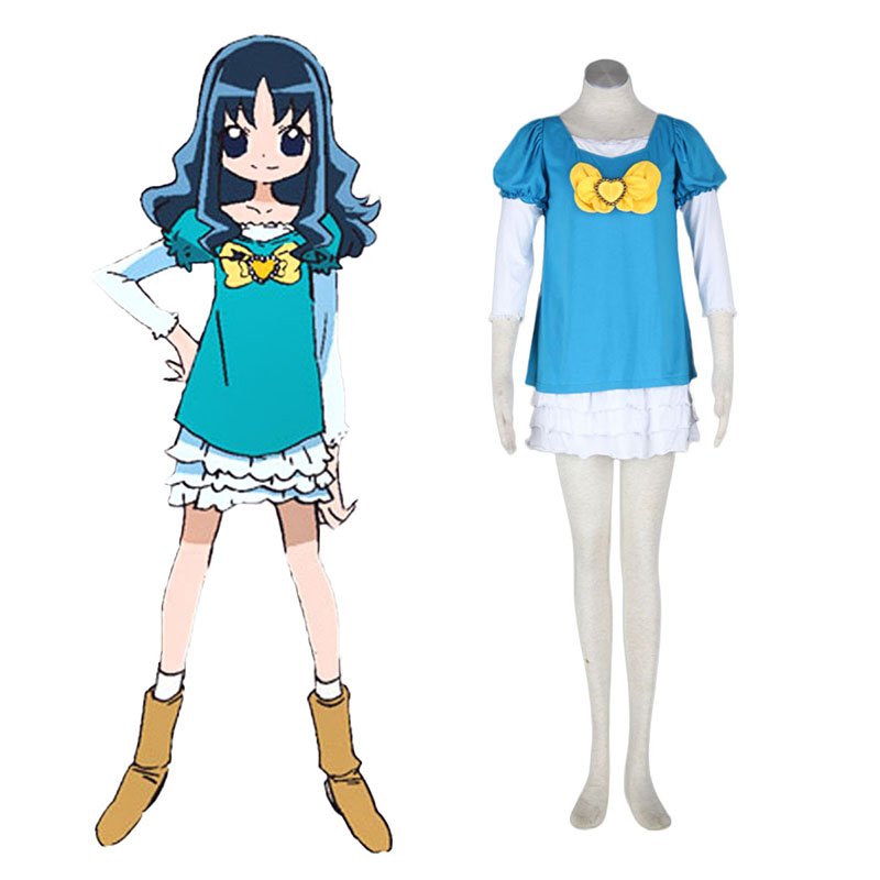 HeartCatch Pretty Cure! Erika Kurumi Cosplay Costumes South Africa