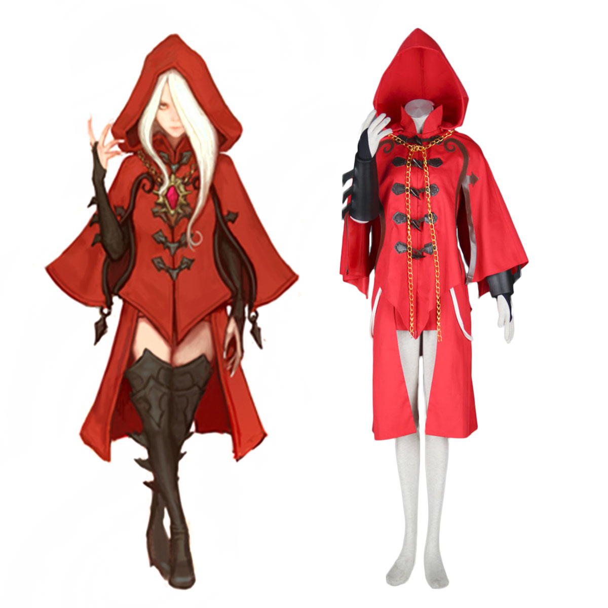 Dragon Nest Argenta Cosplay Costumes South Africa