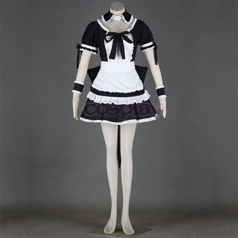Queen's Blade Airi Maid Cosplay Costumes South Africa