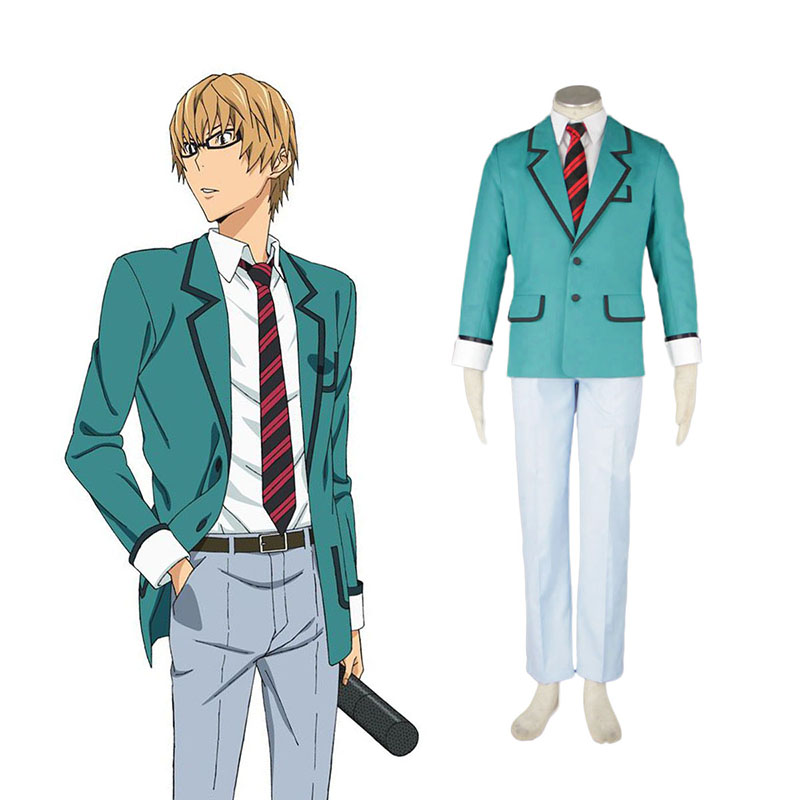 Bakuman Male School Uniform Cosplay Costumes South Africa