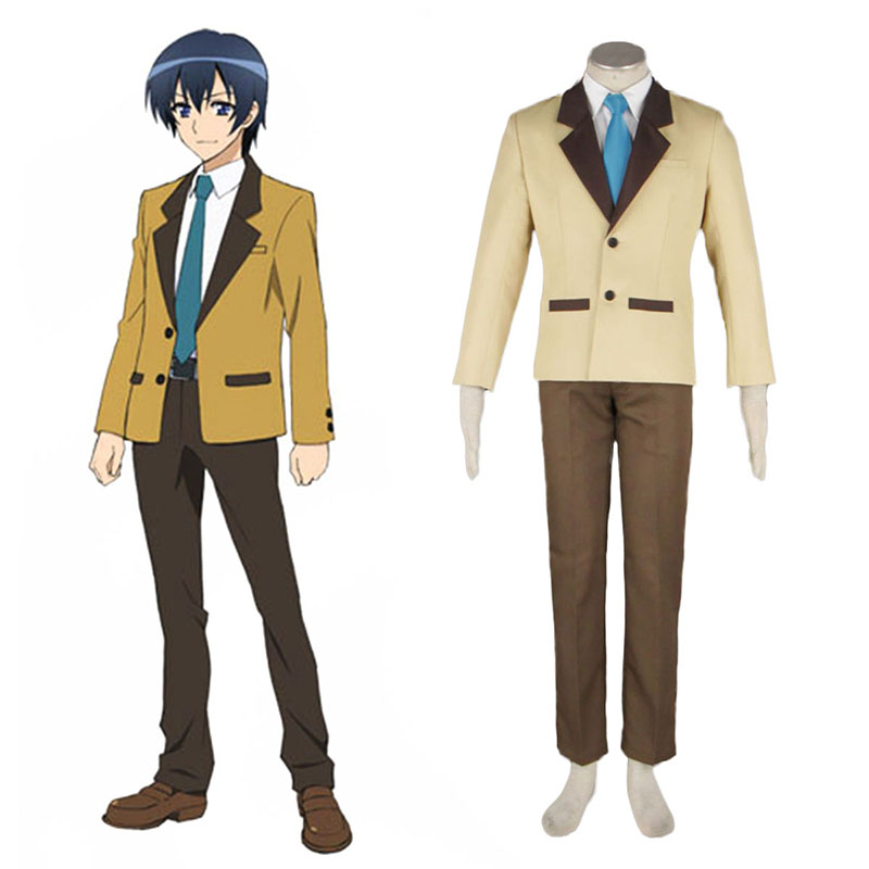 MM! Male Winter School Uniform Cosplay Costumes South Africa