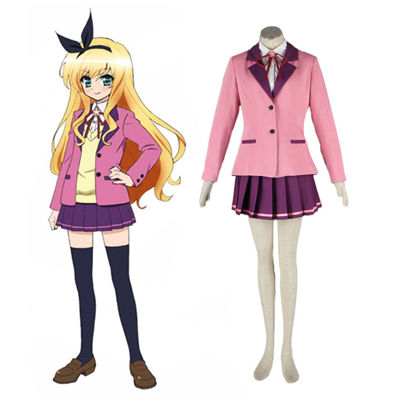 MM! Female Winter School Uniform Cosplay Costumes South Africa