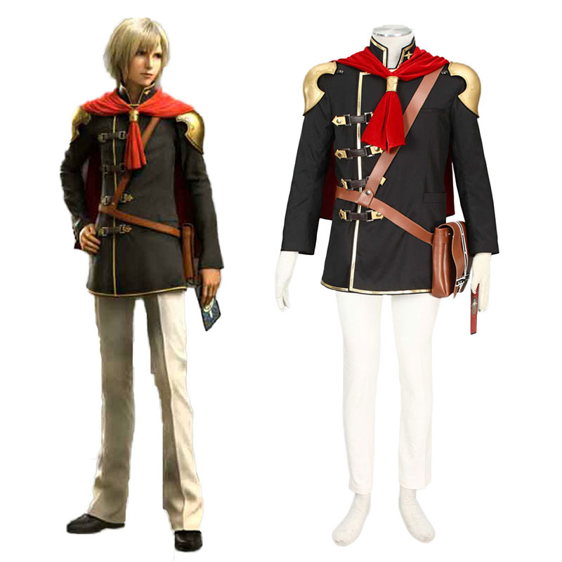 Final Fantasy Type-0 Ace 1 Cosplay Costumes South Africa