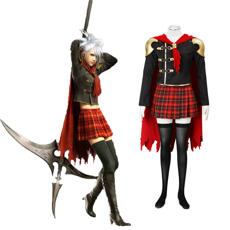 Final Fantasy Type-0 Sice 1 Cosplay Costumes South Africa